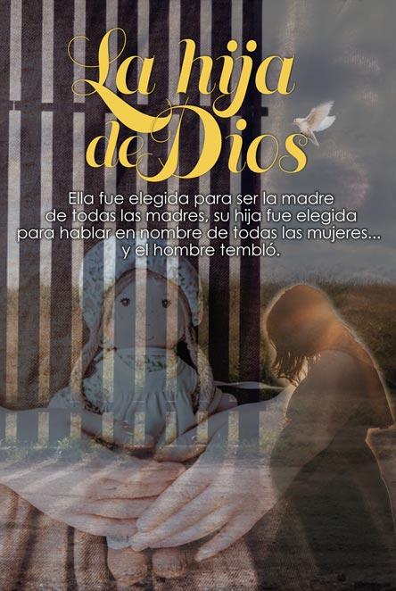 photografias superpuestas de una joven embarazada, el muro de la frontera con Mexico y unas manos de niña sosteniendo una muñeca