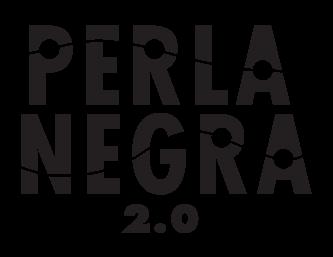 logotype Perla Negra